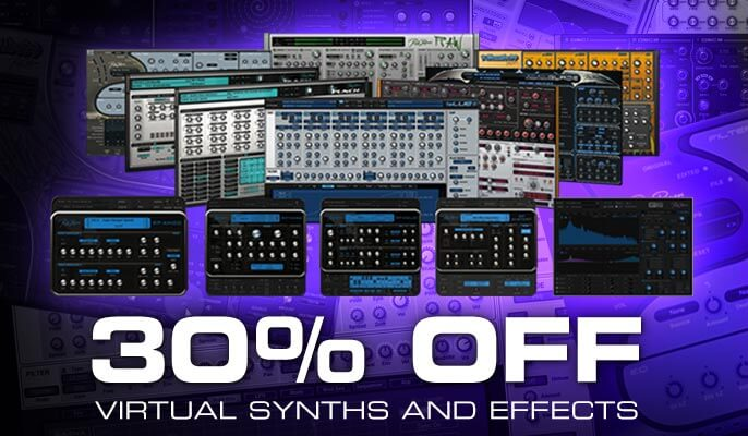Rob Papen Black Friday Sale