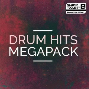 Sample Tools by Cr2 Drum Hits Megapack
