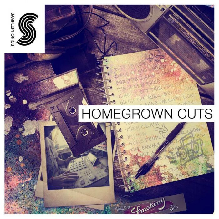 Samplephonics Homegrown Cuts