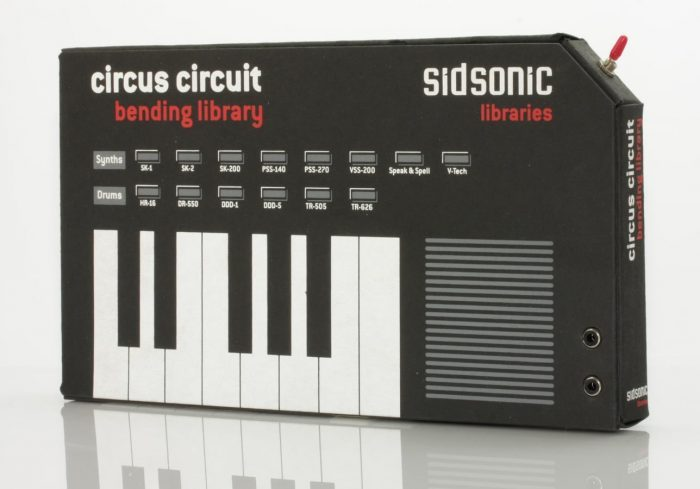 Sidsonic Libraries Circus Circuit Bending Library