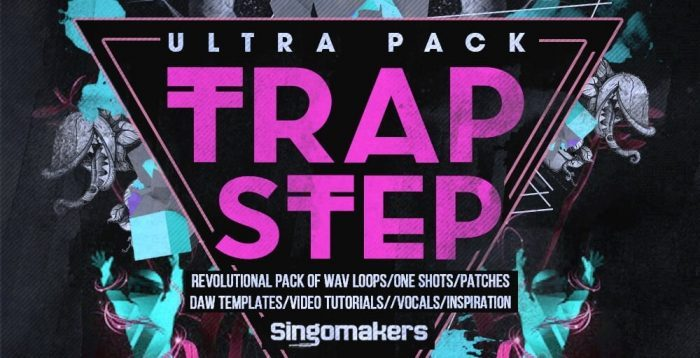Singomakers Trapstep Ultra Pack