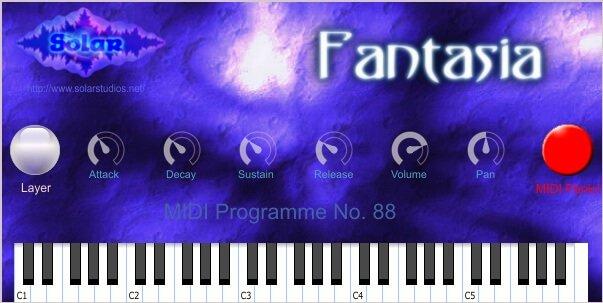 Solar Studios Fantasia