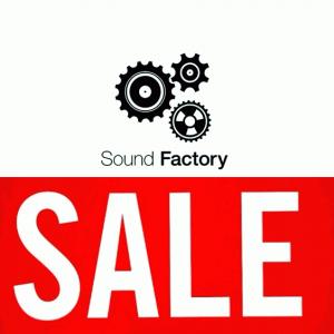 Sound Factory Sale