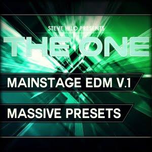 THE ONE Mainstage EDM v1