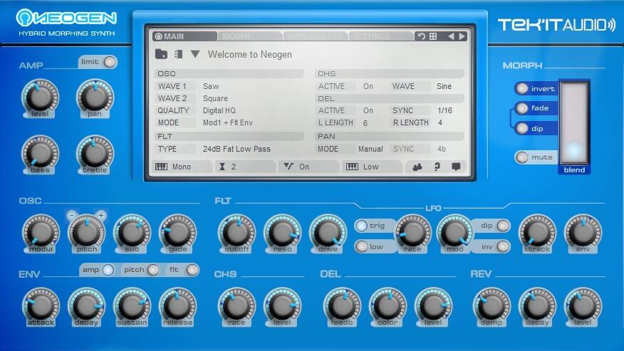 Tekit Audio Neogen