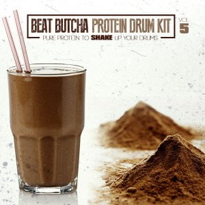 The Drum Broker Beat Butcha - Pure Protein Vol 5