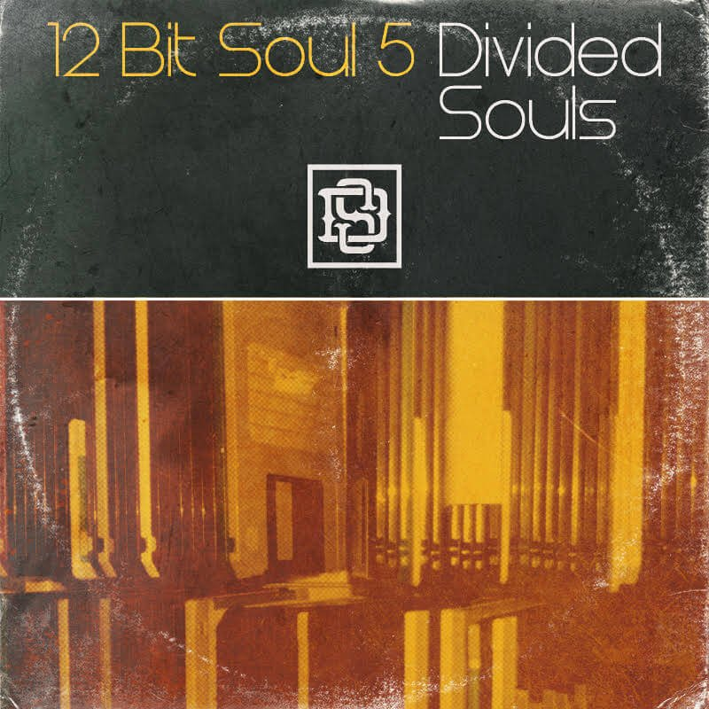 The Drum Broker Divided Souls 12-Bit Soul Vol.5