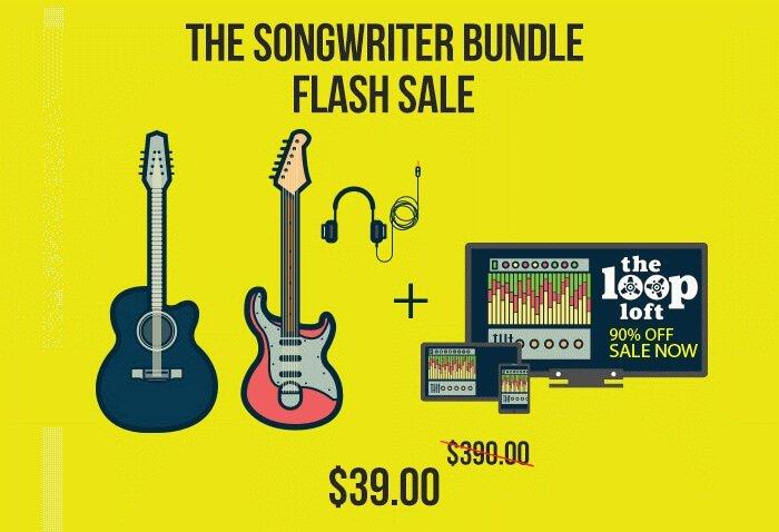 The Loop Loft The Songwriter Bundle Flash Sale