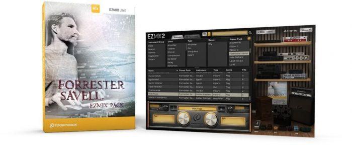 Toontrack Forrester Savell EZmix Pack