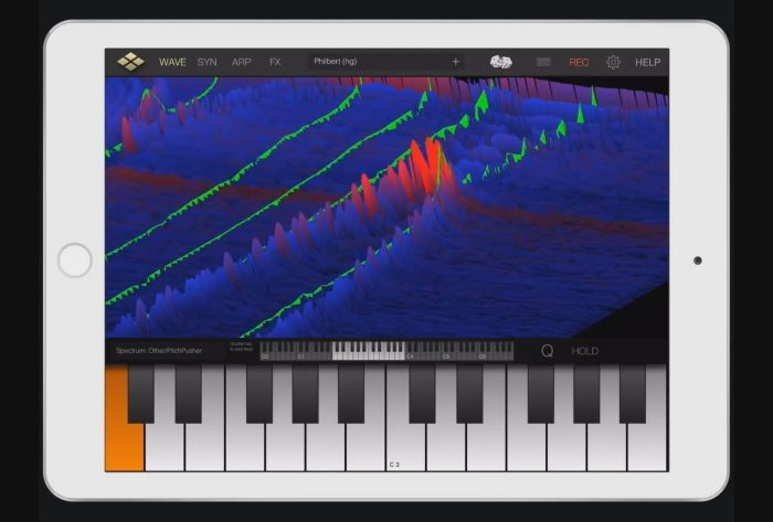 VirSyn Poseidon Synth for iPad
