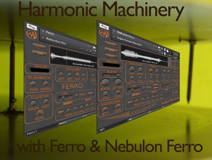 Wobblophones Harmonic Machinery