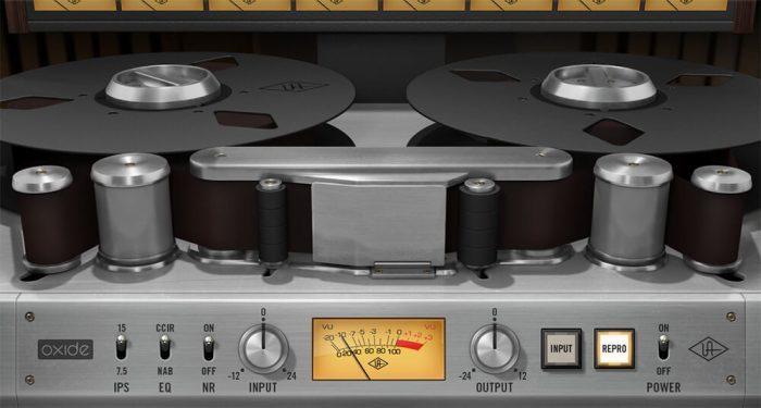 universal audio oxide