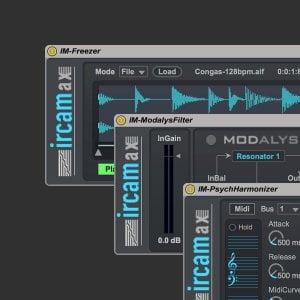 Ableton IRCAMAX 2