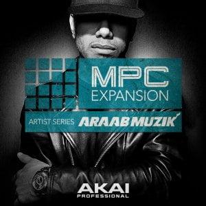 Akai Pro araabMuzik MPC Expansion