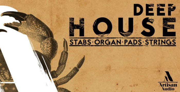 Artisan Audio Deep House Stabs Organ Pads Strings