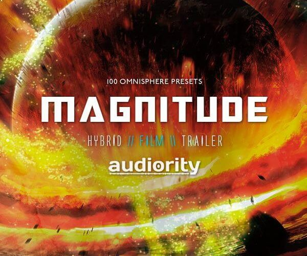 Get 50% OFF Audiority's Magnitude sound library for Omnisphere 2