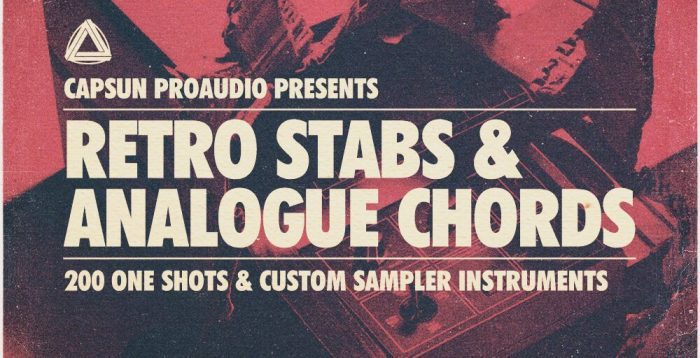 Capsun ProAudio Retro Stabs & Analogue Chords