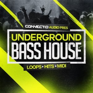 Connectd Audio Underground Bass House