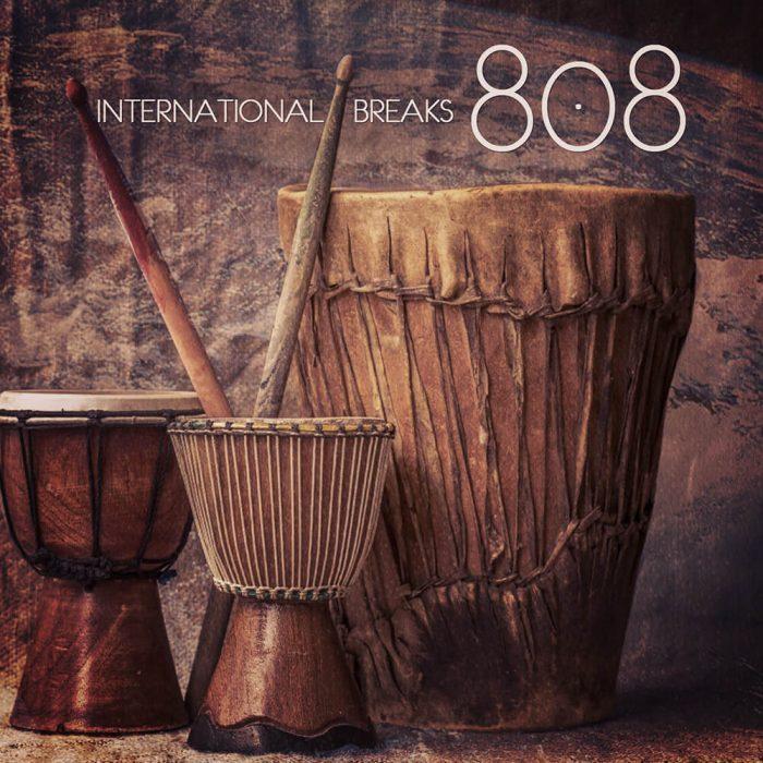 Drum Broker International Breaks 808