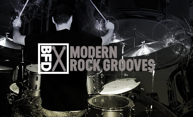 FXpansion Modern Rock Grooves