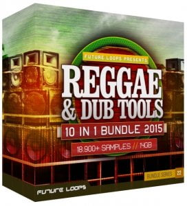 Future Loops Reggae & Dub Tools Bundle