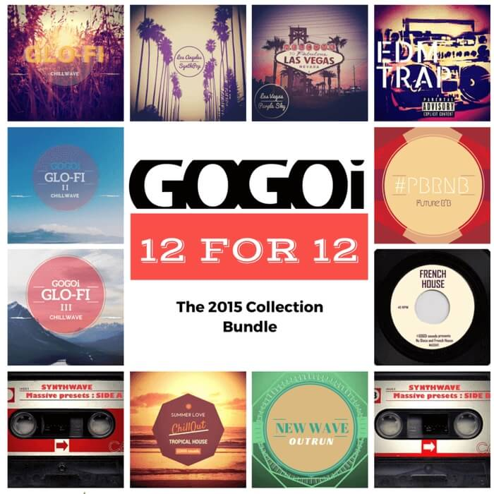 GOGOi 2015 Collection Bundle