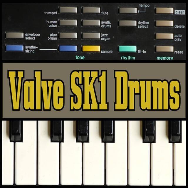 Goldbaby Valve SK1 Drums