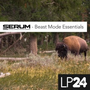 LP24 Serum Beast Mode Essentials