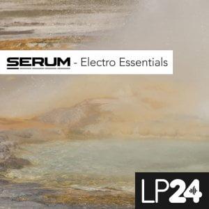 LP24 Serum Electro Essentials