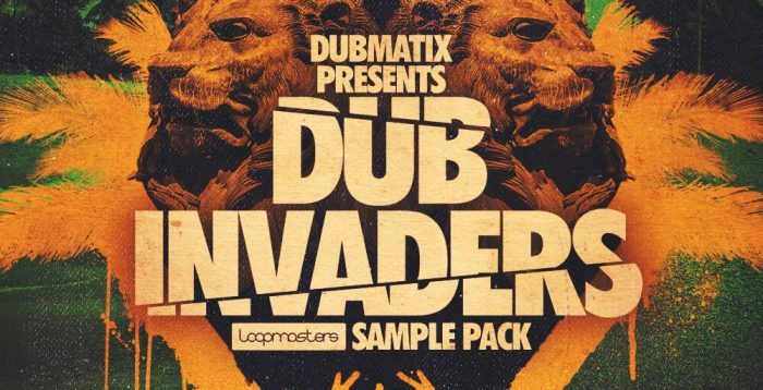 Loopmasters Dubmatix Dub Invaders