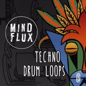 Mind Flux Techno Drum Loops