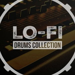Modern Samples Lo-Fi Drums Collection