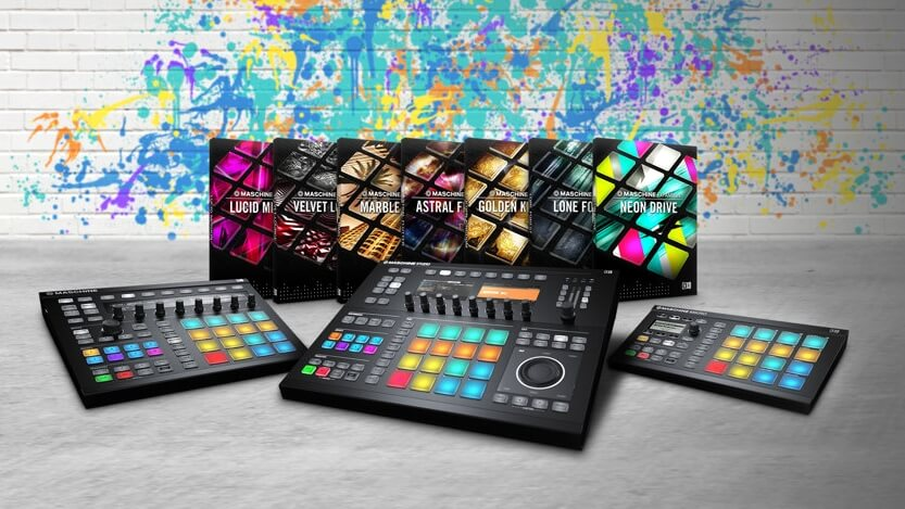 NI Maschine Sales Special