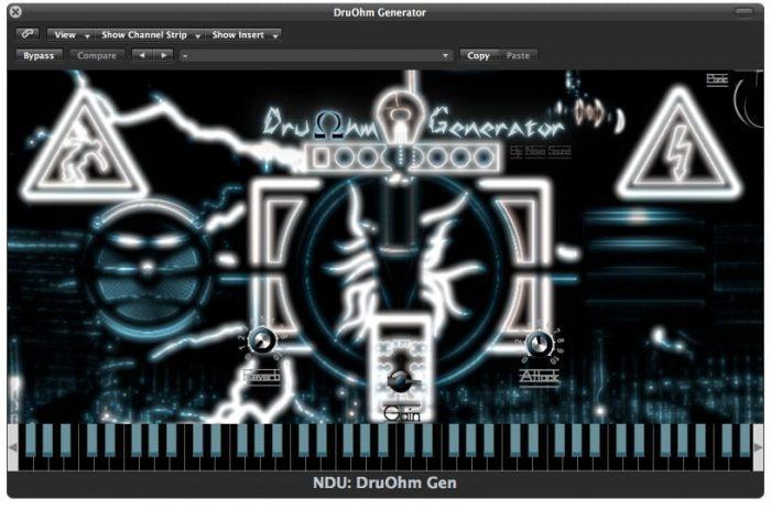 Nova Sound DruOhm Generator