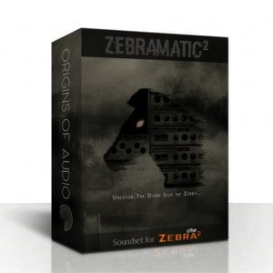 Origins of Audio Zebramatic II