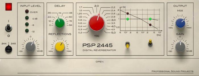 PSP 2445