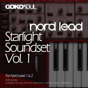 Producers Lunchbox Gokosoul Startlight Soundset Vol. 1