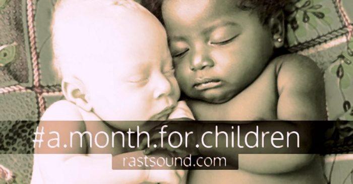 Rast Sound A Month For Children