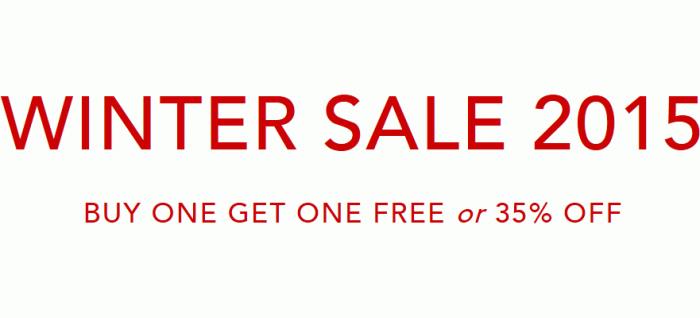 Soniccouture Winter Sale