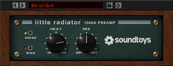 SoundToys Little Radiator