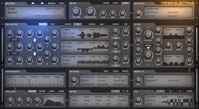 Tone2 Electra2