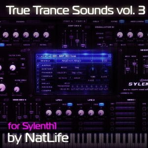 True Trance Sounds Vol. 3 for Sylenth1