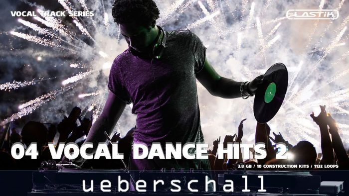 Ueberschall Vocal Dance Hits 2