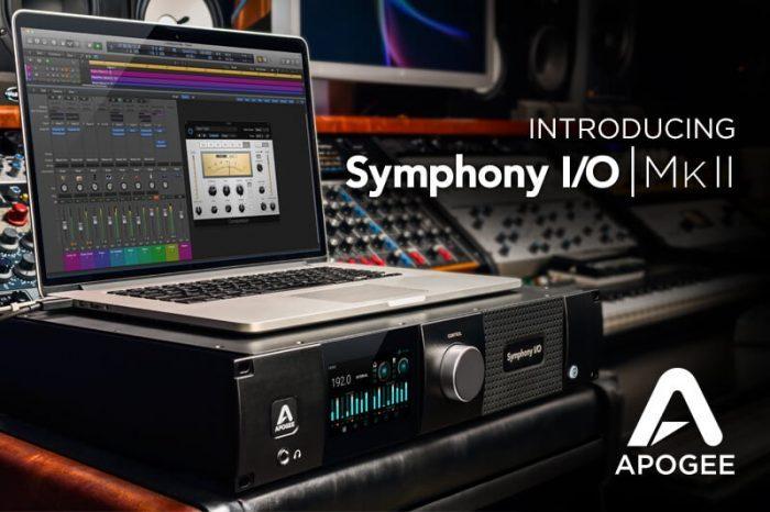 Apogee Symphony IO MkII