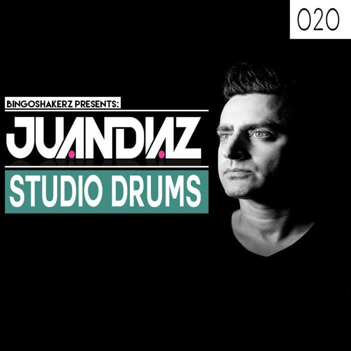 Bingoshakerz Juan Diaz Studio Drums