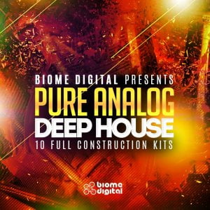 Biome Digital Pure Analog Deep House