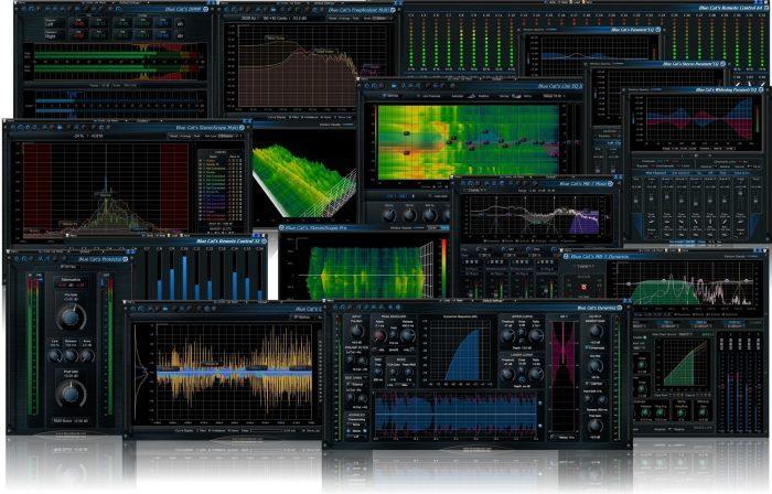 Blue Cat Audio Plugins