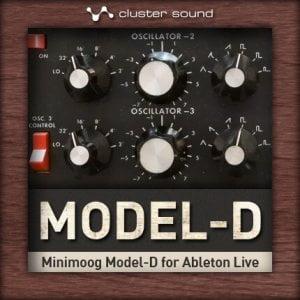 Cluster Sound Model-D