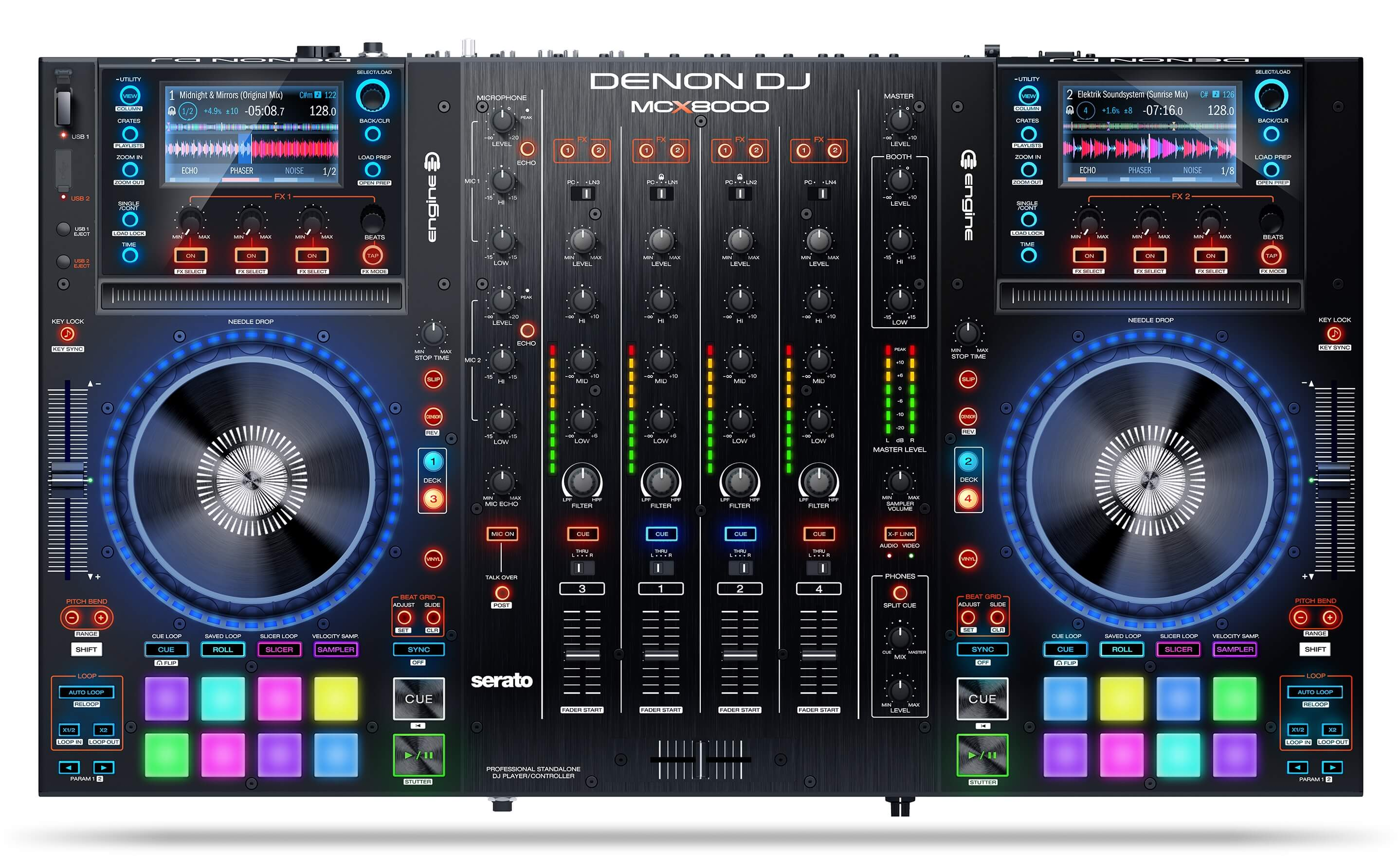 BUILD YOUR OWN DJ CONTROLLER