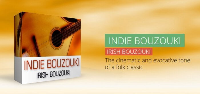 Dream Audio Tools Indie Bouzouki